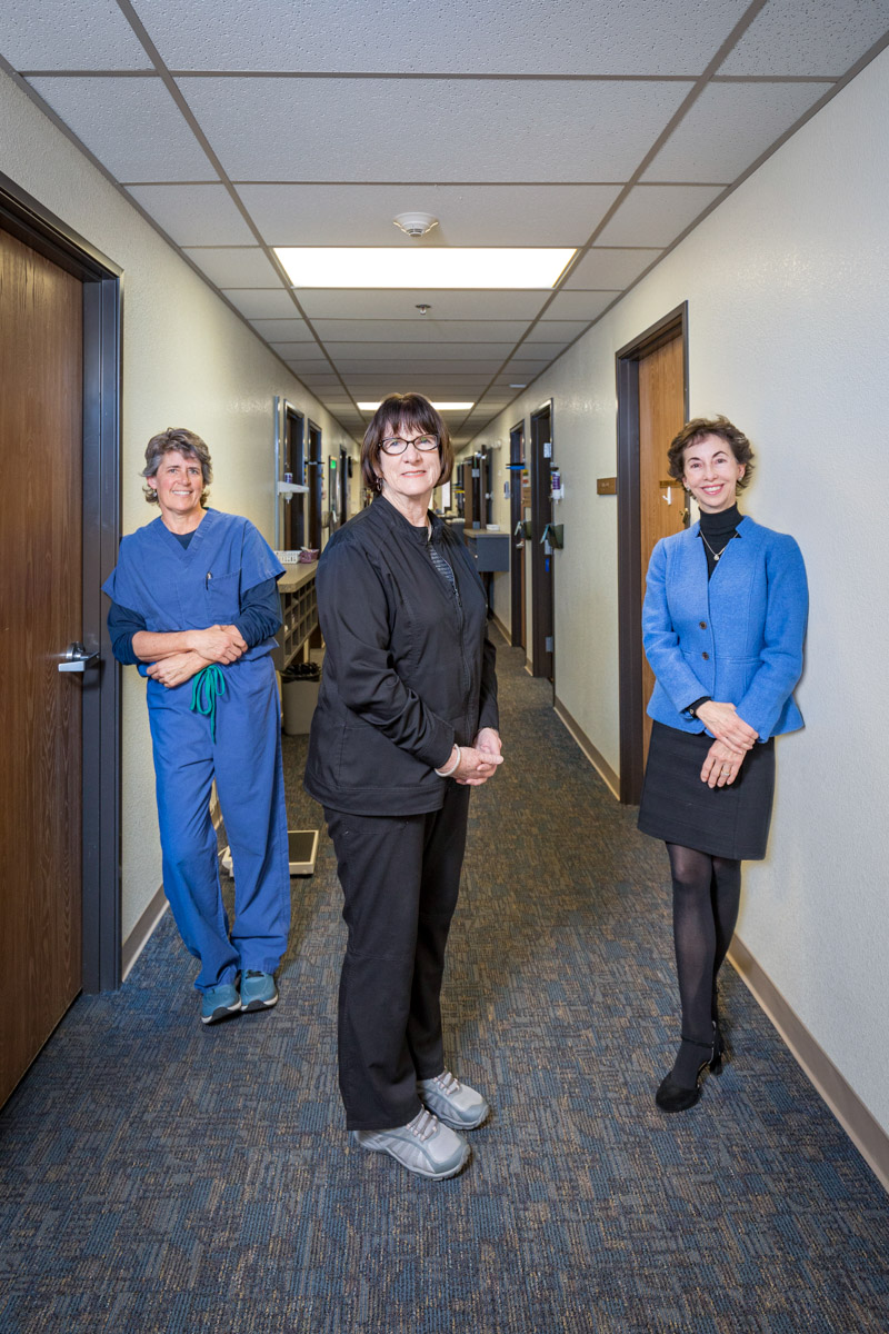 Student Health center administrators