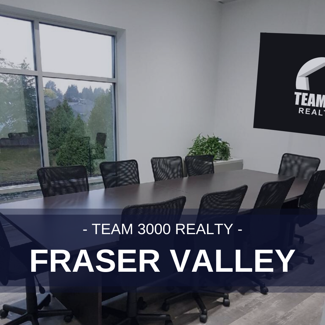 Surrey Boardroom: Team 3000 Realty