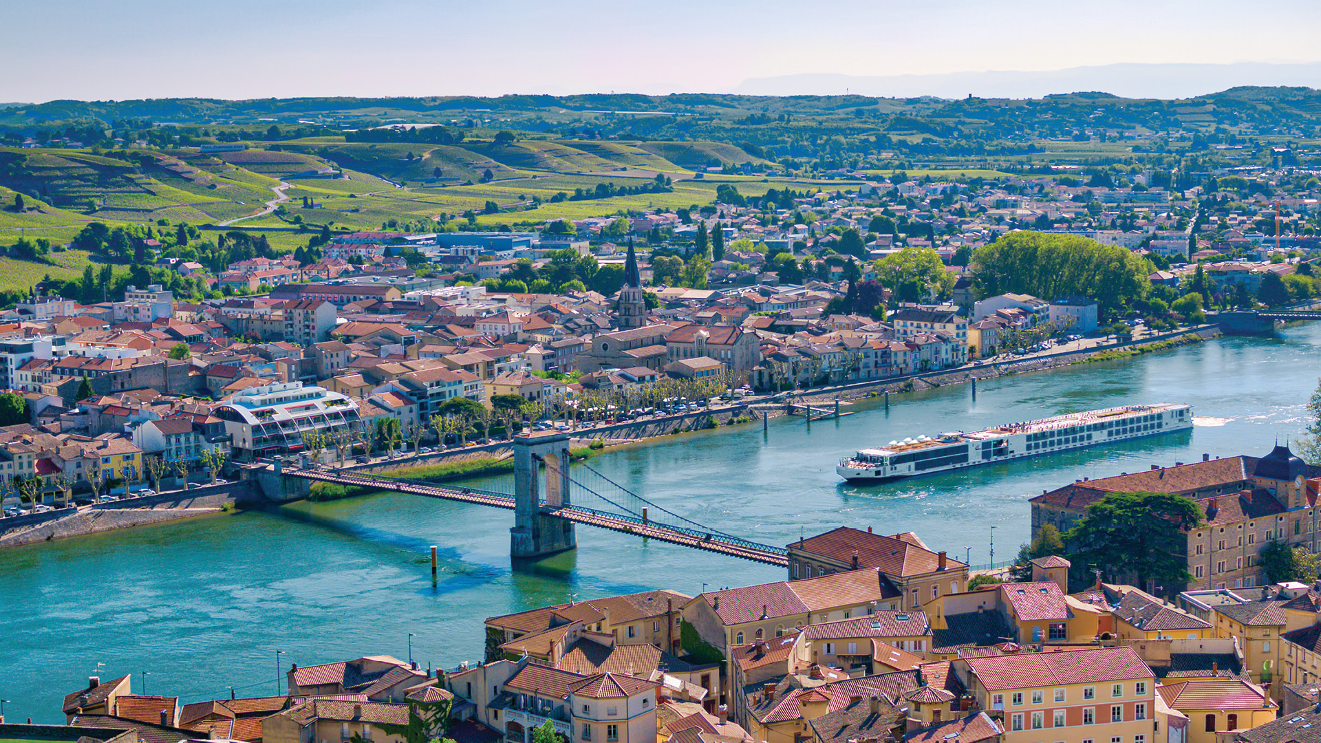 Viking River Cruises' Longships