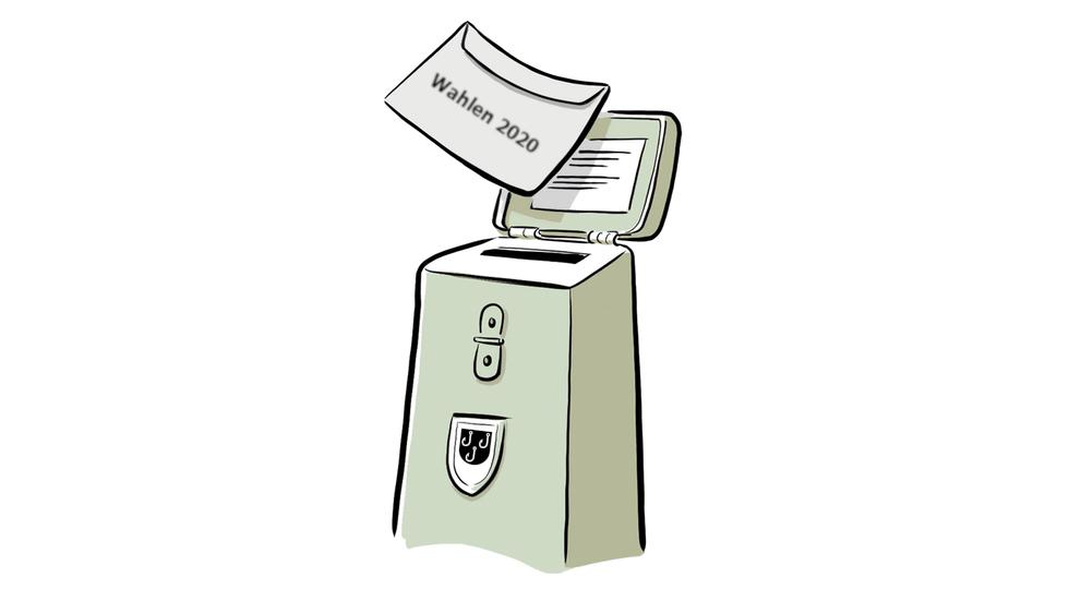 Wahlen 2020 Gemeinde Emmen