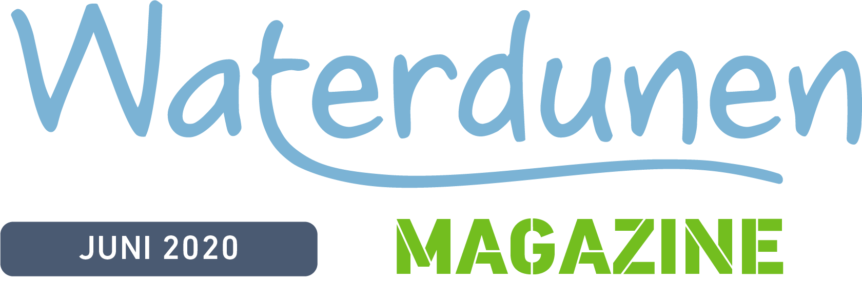 Titel logo Waterdunen
