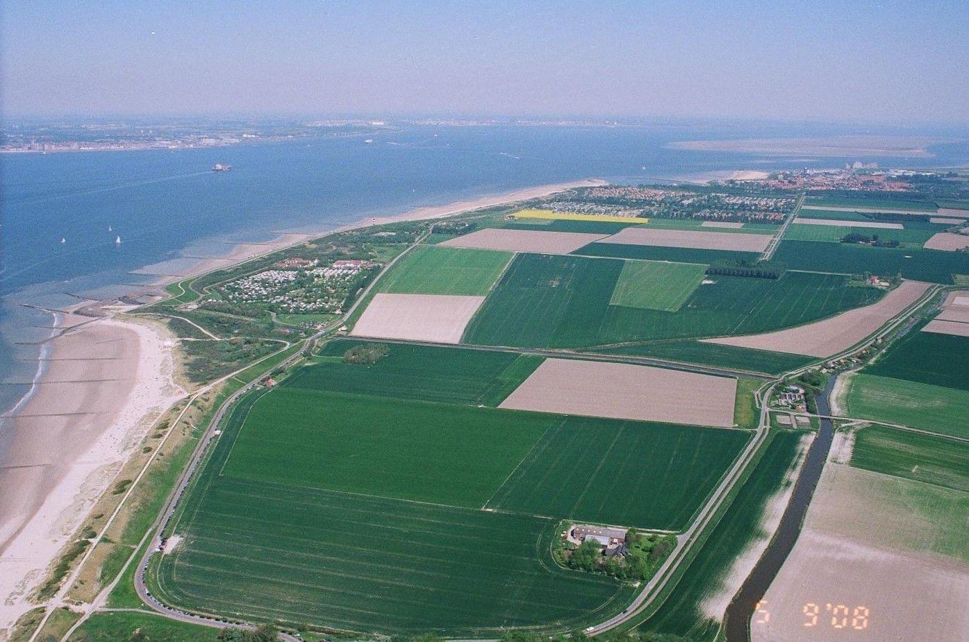 gebied Waterdunen in 2008