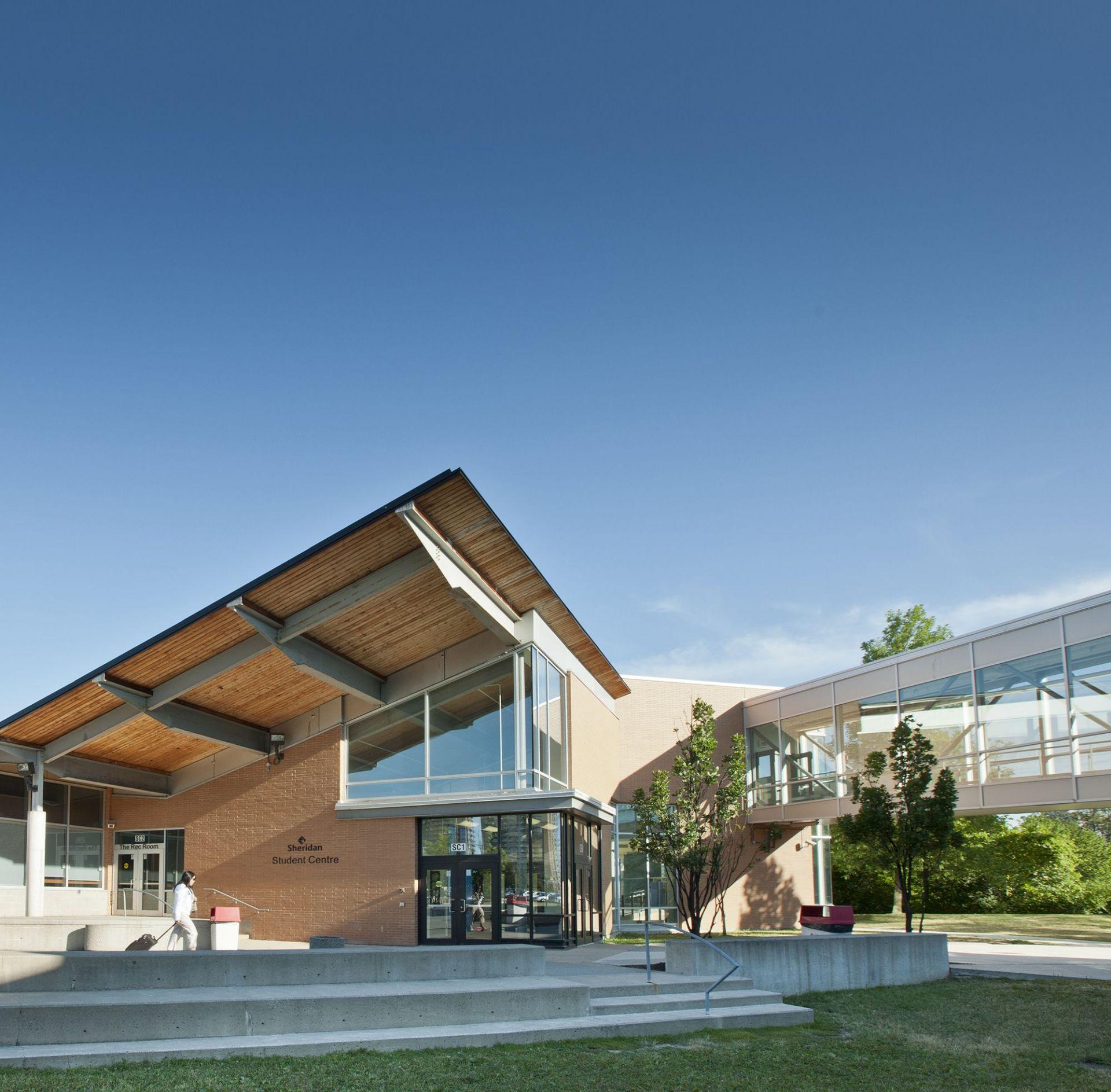 Sheridan's Davis Campus in Brampton