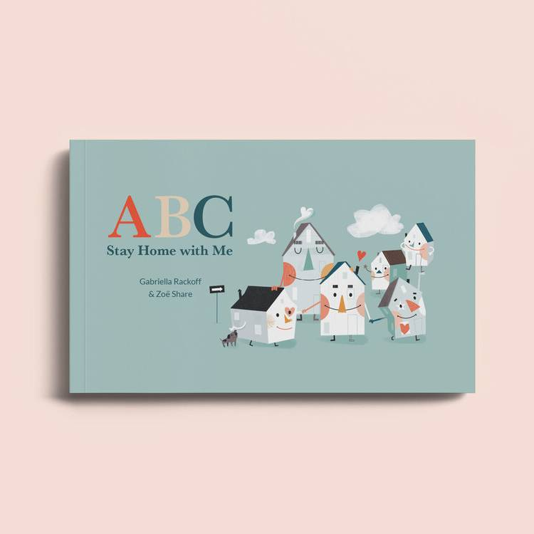 Cover of ABC Stay at Home with Me