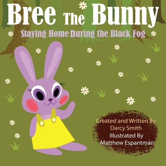 Bree the Bunny book cover