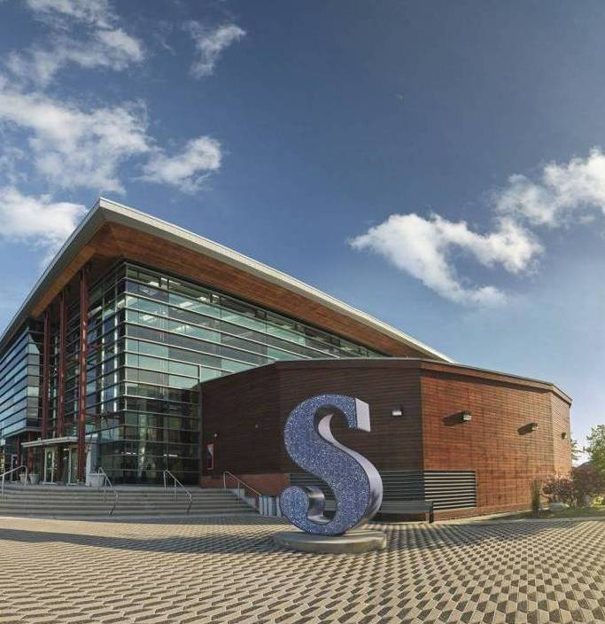 Sheridan's Trafalgar Campus in Oakville