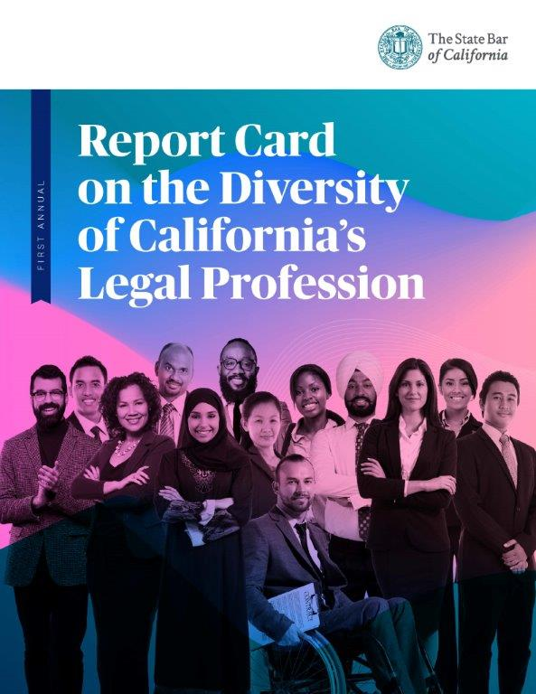 Cover image: Report Card on the Diversity of California's Legal Profession