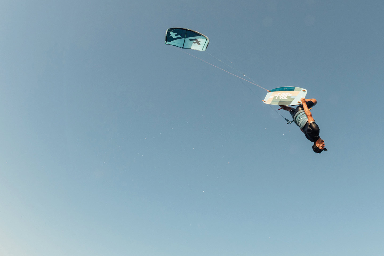 FOne Bandit 2021 kite test in Kiteworld Magazine