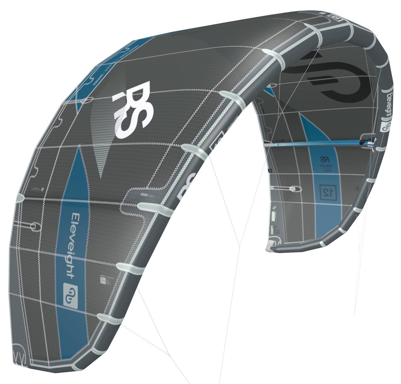 Eleveight RS kite 2021 grey