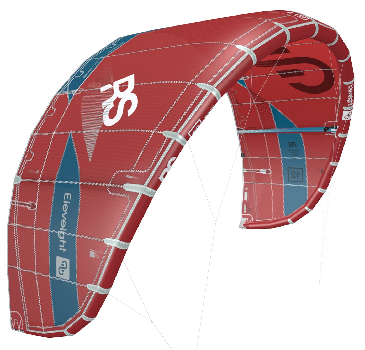 Eleveight RS kite 2021 red