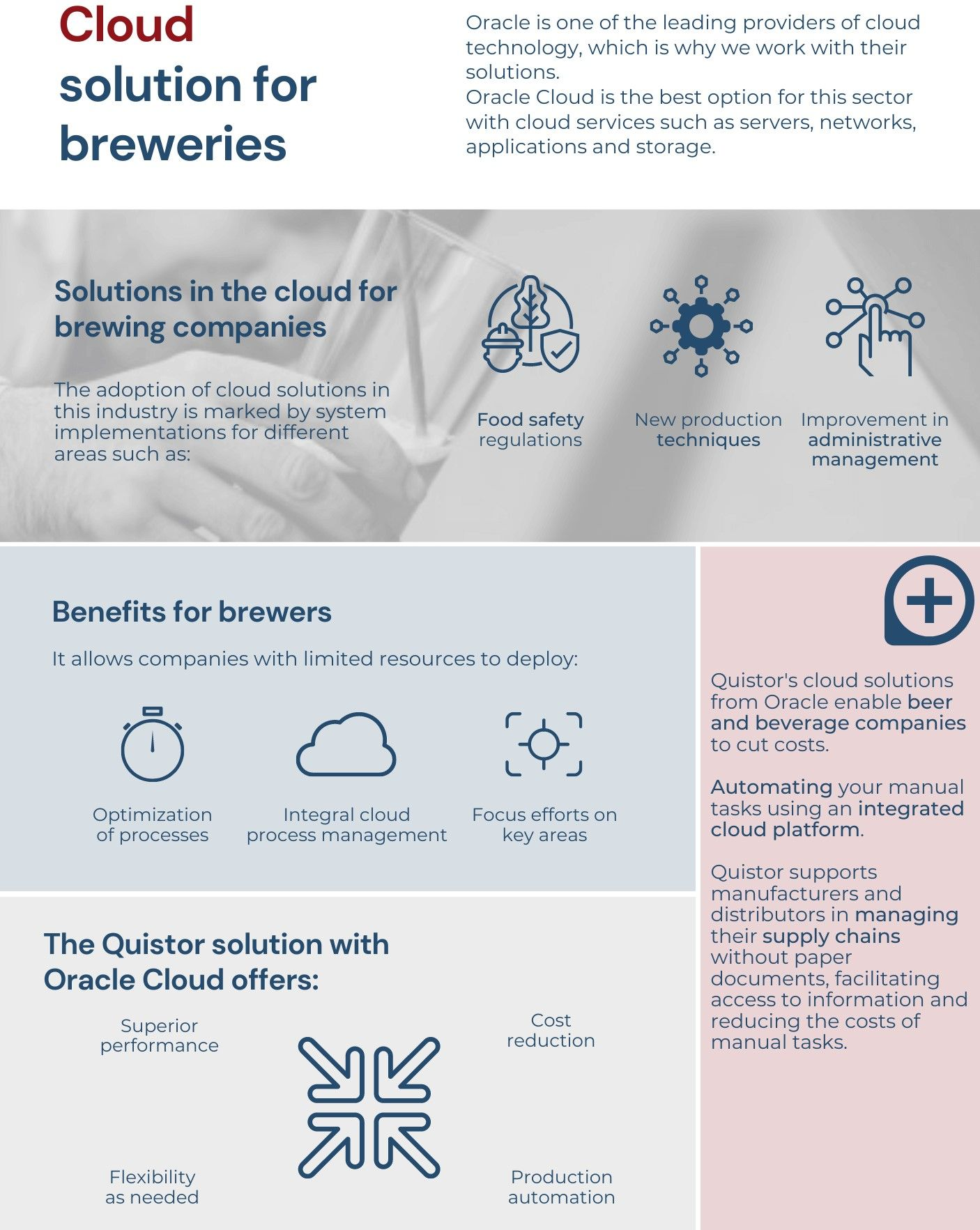 Quistor solutions for breweries 2