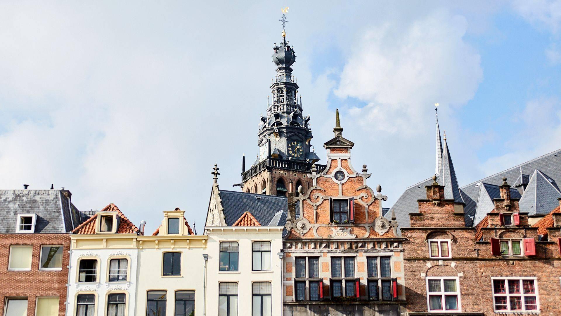 Stedentrip Nijmegen Kerk