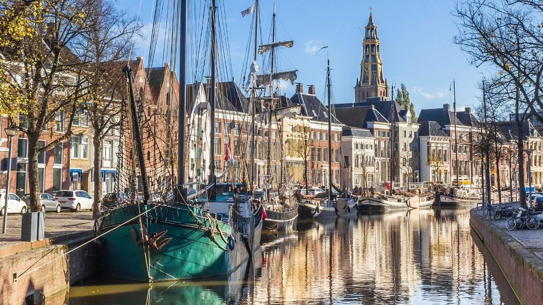 Groningen kade