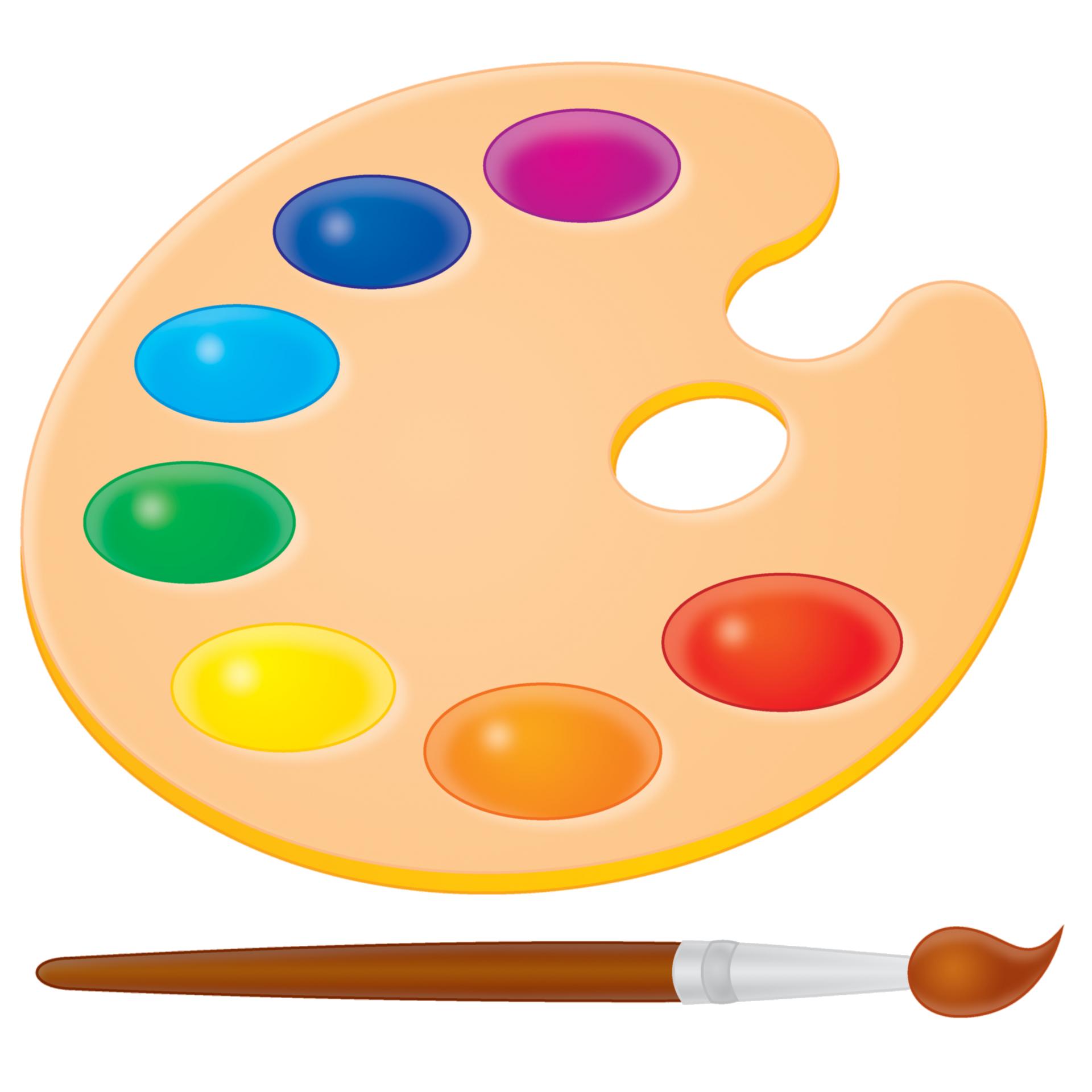 Tekening Pallet schilderen