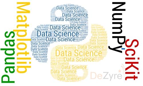 مكتبات علم البيانات في البايثون