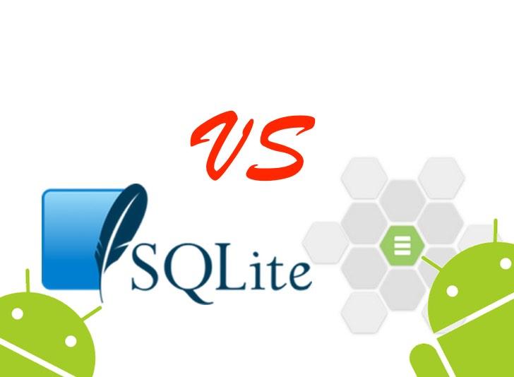 الفرق بين استخدام الـ SQLite و الـ Room