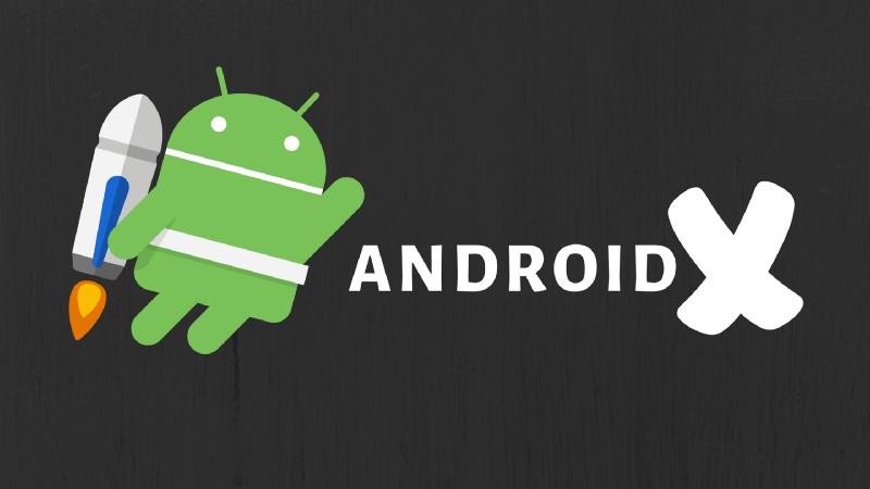 حل مشكله عدم التوافق مع AndroidX