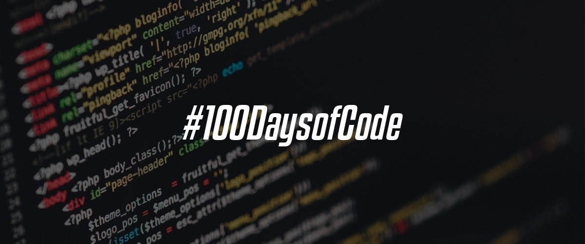 ١٠٠ يوم برمجة بلغة الجافاسكربت