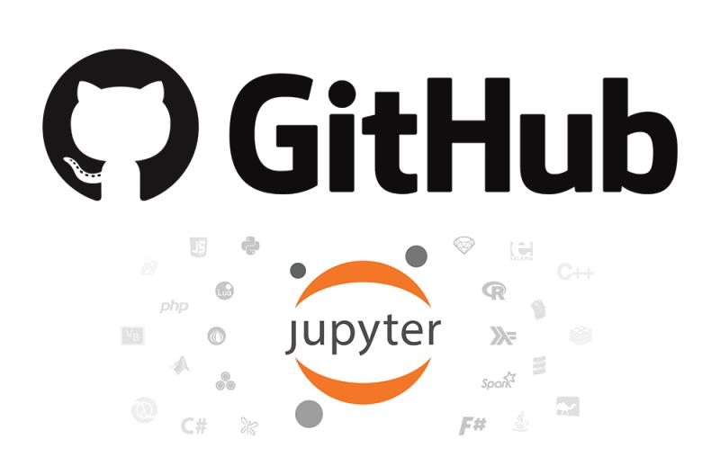 مشاركة Jupyter Notebooks باستخدام Github
