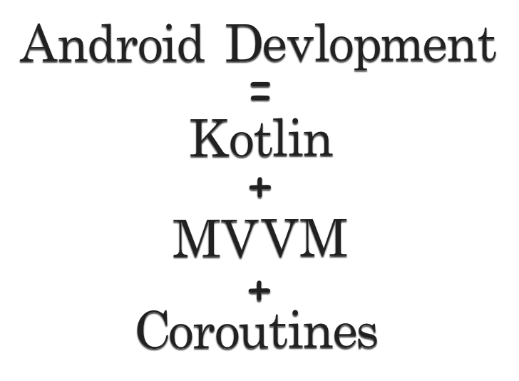 كوتلن: بناء تطبيقات الاندرويد بنمط الـ MVVM والـ Coroutines