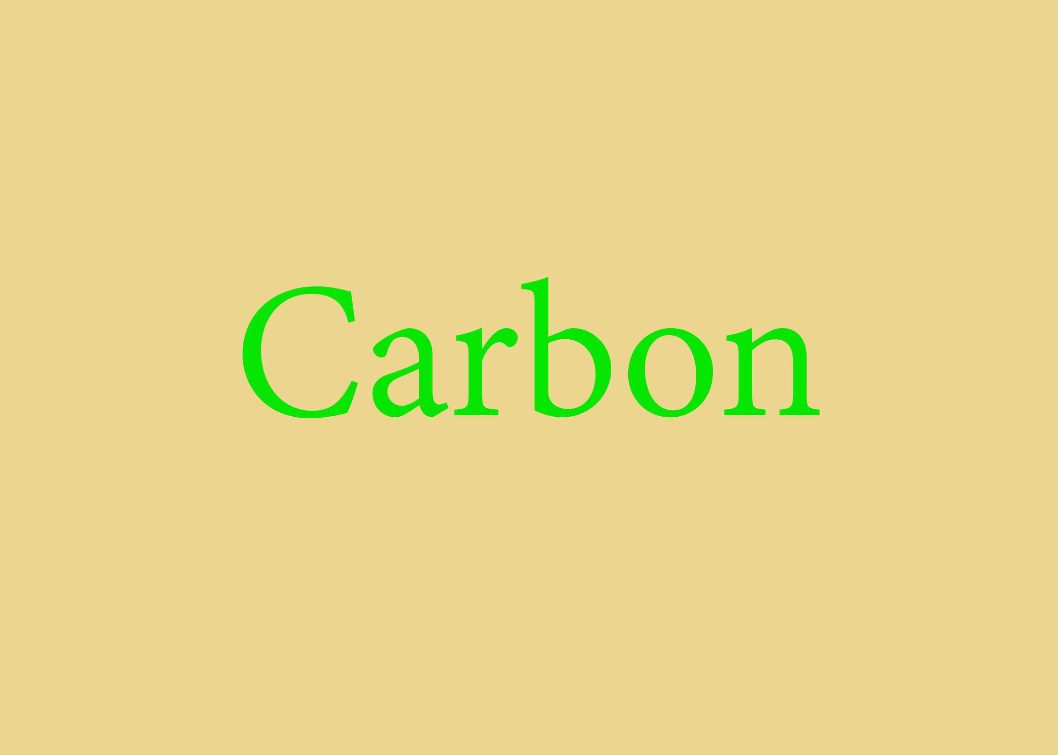 حزمة Carbon التاريخية 😎