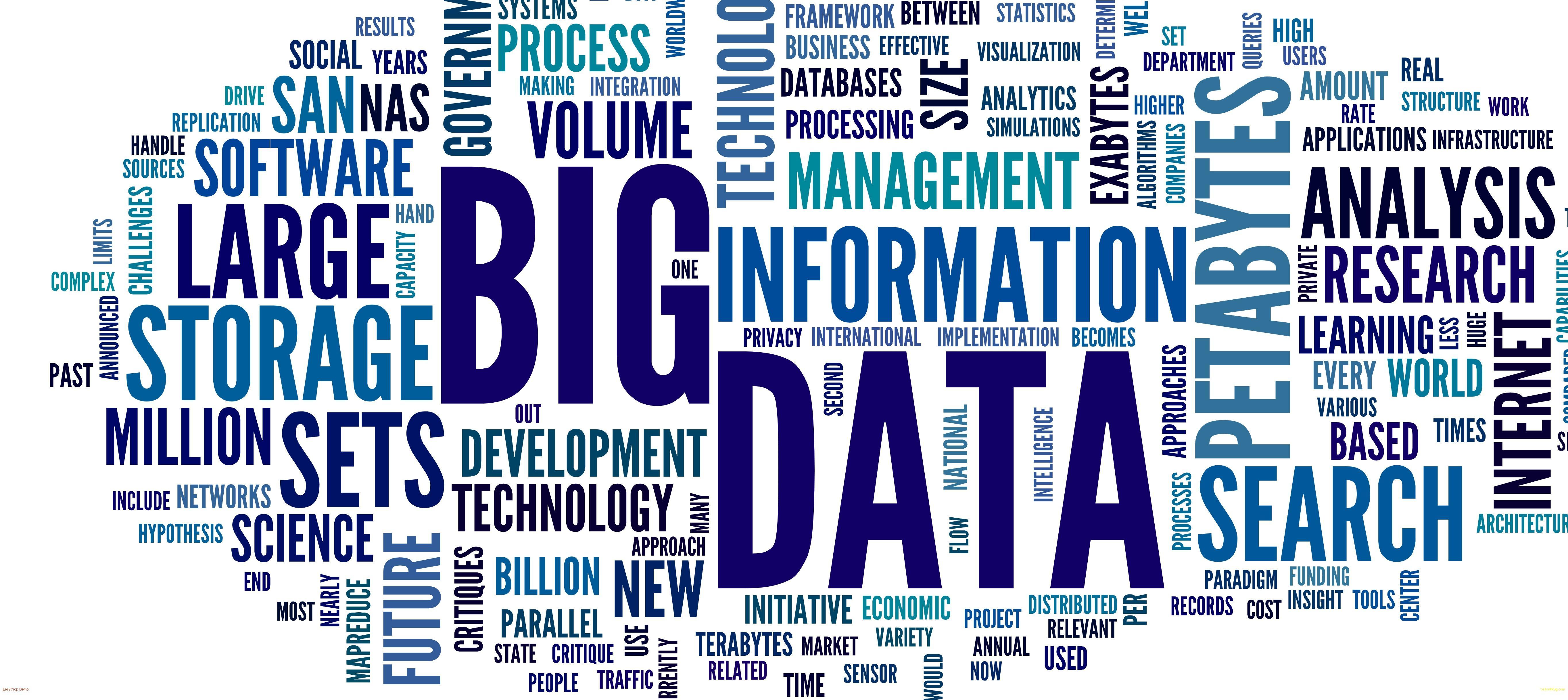 نبذة عن Big Data