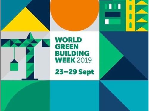 World Green Building Week 2019