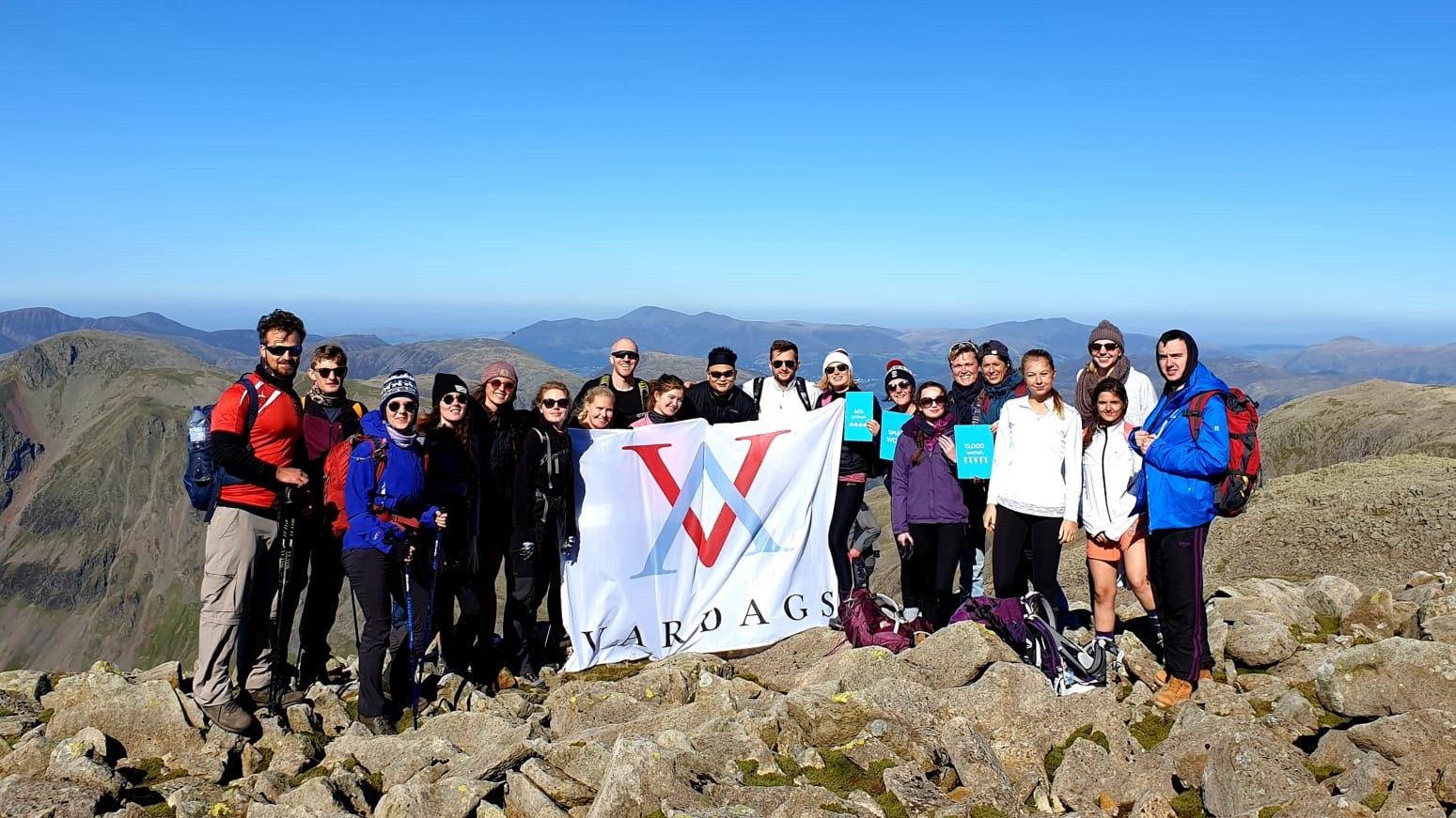 Vardags scales 24 peaks for Smartworks