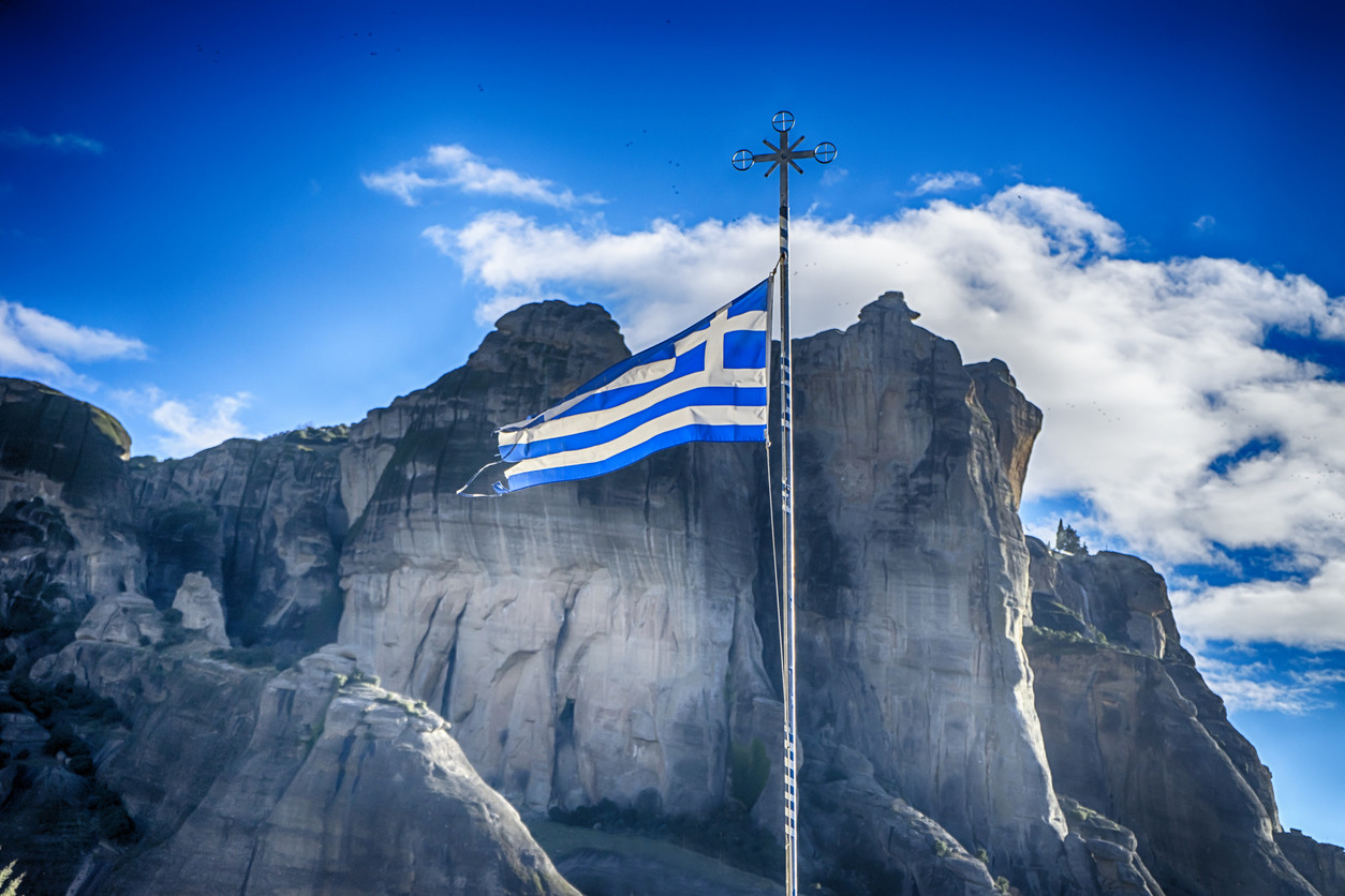 Greece legalises fostering for gay couples