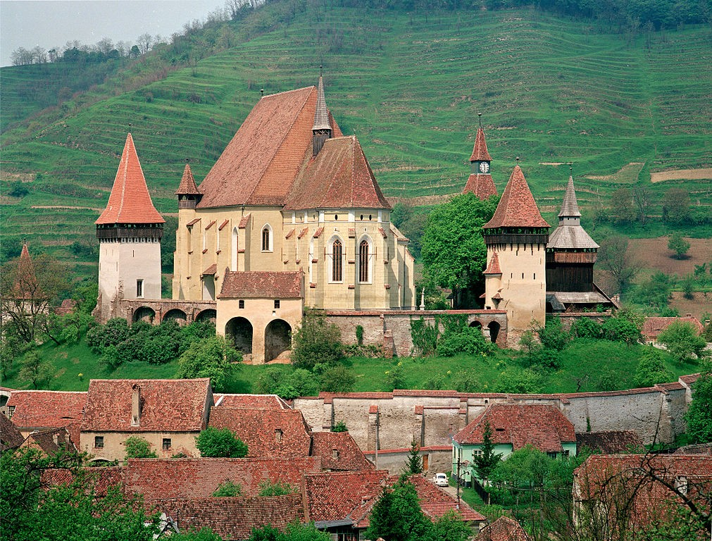 Romania's marital prison: a medieval method for relationship therapy