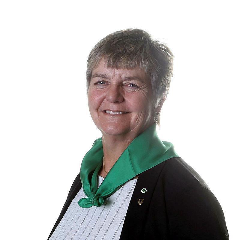 Ordfører Berit Hundåla. Foto: Pressefoto