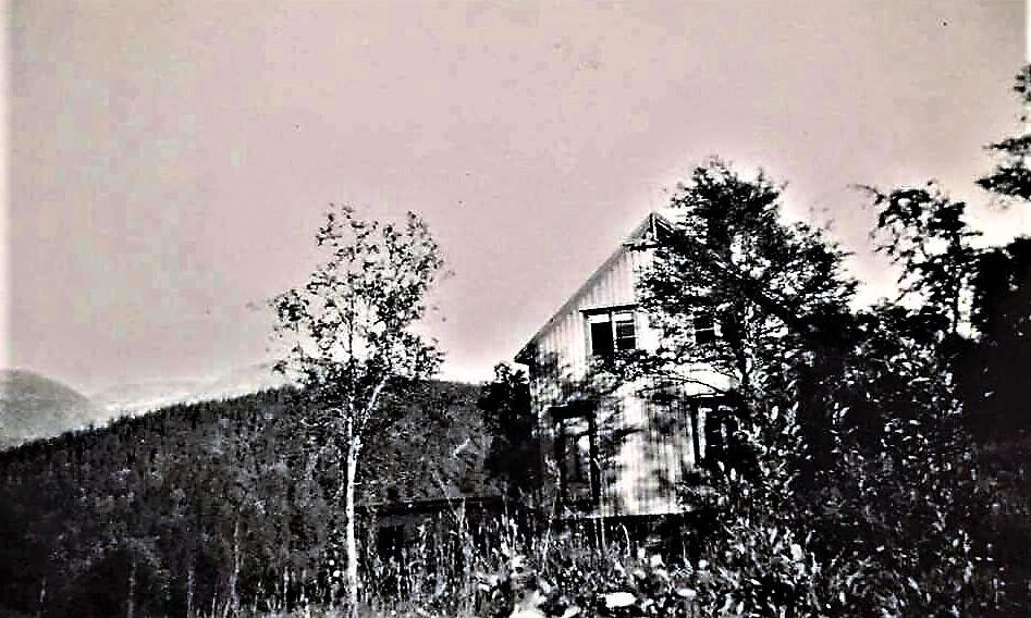 Gården Kamman eller Kammeng. Foto: Atle Jørgensen