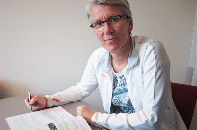 Guro Ranes er avdelingsdirektør for trafikksikkerhet i Statens vegvesen. Foto: Henriette Erken Busterud