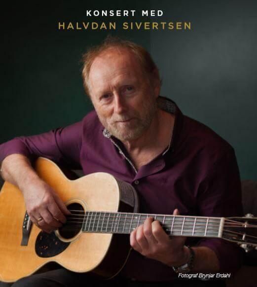 En unik konsert med Halvdan Sivertsen er noe av det man kan oppleve på julebordsturen til Svalbard.