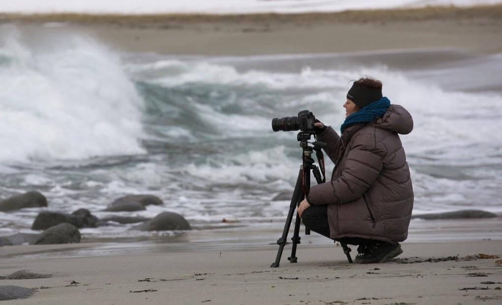 """Marion Klette har vunnet flere priser som fotograf. For eksempel bronsjemedalje i verdens største fotokonkurranse """"Trierenberg"""" i 2021. Foto: Privat"""