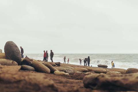 Coast away day