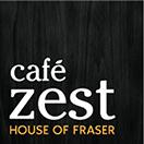 Café Zest (in House of Fraser)