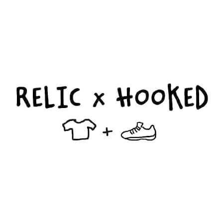 Relic x Hooked