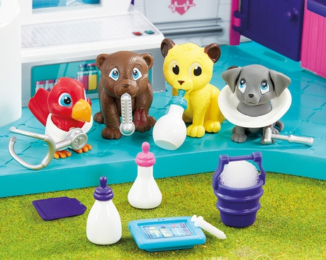 Vet Squad Vet Surgery Playset animals