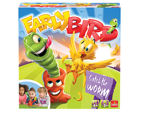 Early Bird game box
