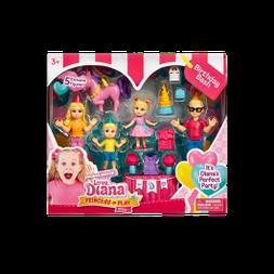 "2.5"" Diorama Figure Multipack - Birthday"