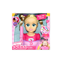 Deluxe Diana Styling Head