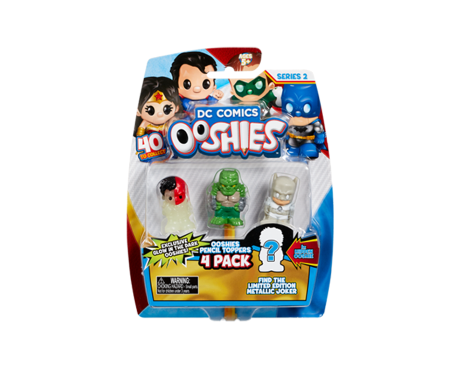DC Comics Ooshies 2 pack
