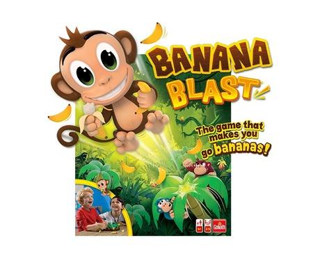 Banana Blast game