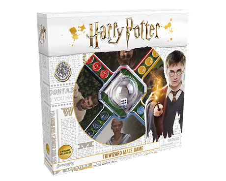 Harry Potter Tri-Wizard Tournament game