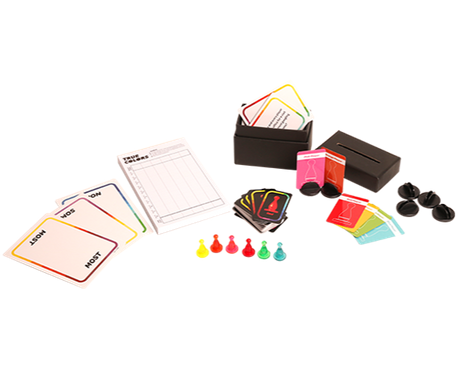 True Colors game contents