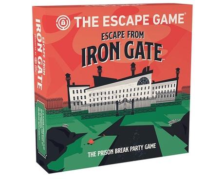 The Escape Game: Escape from Iron Gate