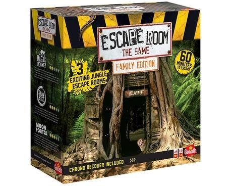 Escape Room: The Game Family - Jungle Edition