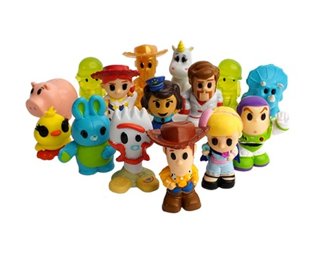 Toy Story 4 Ooshies