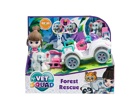 Vet Squad Forest Rescue box set